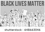 illustration of african... | Shutterstock .eps vector #648663046