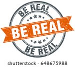 be real round grunge ribbon... | Shutterstock .eps vector #648675988