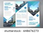 business brochure. flyer design.... | Shutterstock .eps vector #648676273