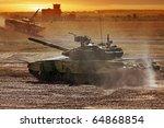 Heavy Armor In The Field Of...