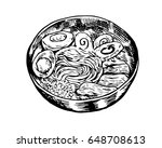 isolated detail vintage hand...   Shutterstock .eps vector #648708613