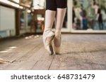 closeup of dancing legs of...   Shutterstock . vector #648731479