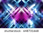 abstract background colored... | Shutterstock . vector #648731668