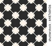 vector seamless pattern....   Shutterstock .eps vector #648768436