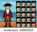 pirate royal dress cartoon...