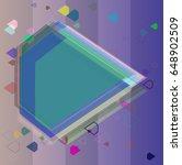 gem icon template | Shutterstock .eps vector #648902509
