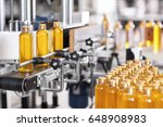 production line of beauty and... | Shutterstock . vector #648908983