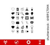 medical icons set  vector best...   Shutterstock .eps vector #648917044