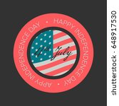 usa independence day banner | Shutterstock .eps vector #648917530