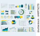 infographics elements... | Shutterstock .eps vector #648976270