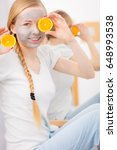 facial dry skin and body care ... | Shutterstock . vector #648993538