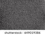 vector fabric texture. abstract ... | Shutterstock .eps vector #649019386