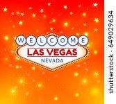 las vegas casino sign.casino...   Shutterstock .eps vector #649029634