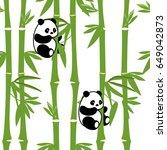 raster illustration  animals... | Shutterstock . vector #649042873