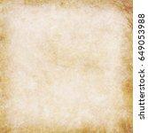 old paper texture | Shutterstock . vector #649053988