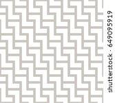 vector seamless pattern. modern ...   Shutterstock .eps vector #649095919