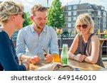breda  netherlands   may 27   ... | Shutterstock . vector #649146010