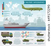 military army big set of base... | Shutterstock .eps vector #649172290