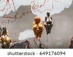 natural history museum vienna ...   Shutterstock . vector #649176094