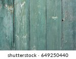 old painted wooden texture. | Shutterstock . vector #649250440