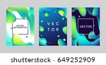 Vector Design Template And...