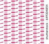 pattern background frying pan...   Shutterstock .eps vector #649304854