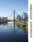 sao paulo brazil south america... | Shutterstock . vector #649310884