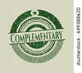 green complementary distress...   Shutterstock .eps vector #649388620