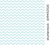 zigzag seamless pattern. trendy ... | Shutterstock .eps vector #649452520