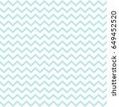 zigzag seamless pattern. trendy ... | Shutterstock .eps vector #649452520