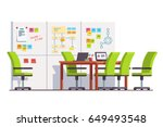 it development company... | Shutterstock .eps vector #649493548