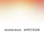 light orange vector banner with ... | Shutterstock .eps vector #649574248