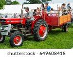 englefield uk may 28 2017 as...   Shutterstock . vector #649608418