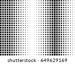 abstract halftone dotted... | Shutterstock .eps vector #649629169