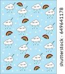 pattern cloud wallpaper texture ...