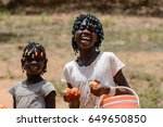 canchungo  guinea bissau   may... | Shutterstock . vector #649650850
