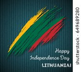 lithuania independence day...