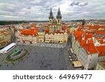staromestske namesti | Shutterstock . vector #64969477