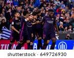 barcelona   apr 29  barcelona... | Shutterstock . vector #649726930