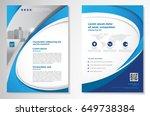 template vector design for... | Shutterstock .eps vector #649738384