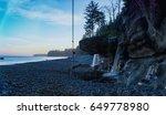beautiful vancouver island...   Shutterstock . vector #649778980