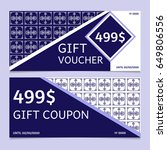 tiles shop flyer template... | Shutterstock .eps vector #649806556