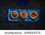 middle eastern food photography ... | Shutterstock . vector #649814374