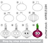 kid game to develop drawing... | Shutterstock .eps vector #649815184