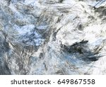 icy clouds. abstract beautiful... | Shutterstock . vector #649867558