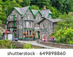 Betws Y Coed   Wales   August...