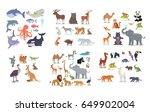 ocean  forest  asian ... | Shutterstock . vector #649902004