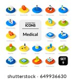 color icons set in flat...   Shutterstock .eps vector #649936630