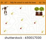 cartoon illustration of... | Shutterstock . vector #650017030