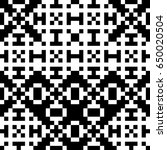vector seamless pattern.... | Shutterstock .eps vector #650020504
